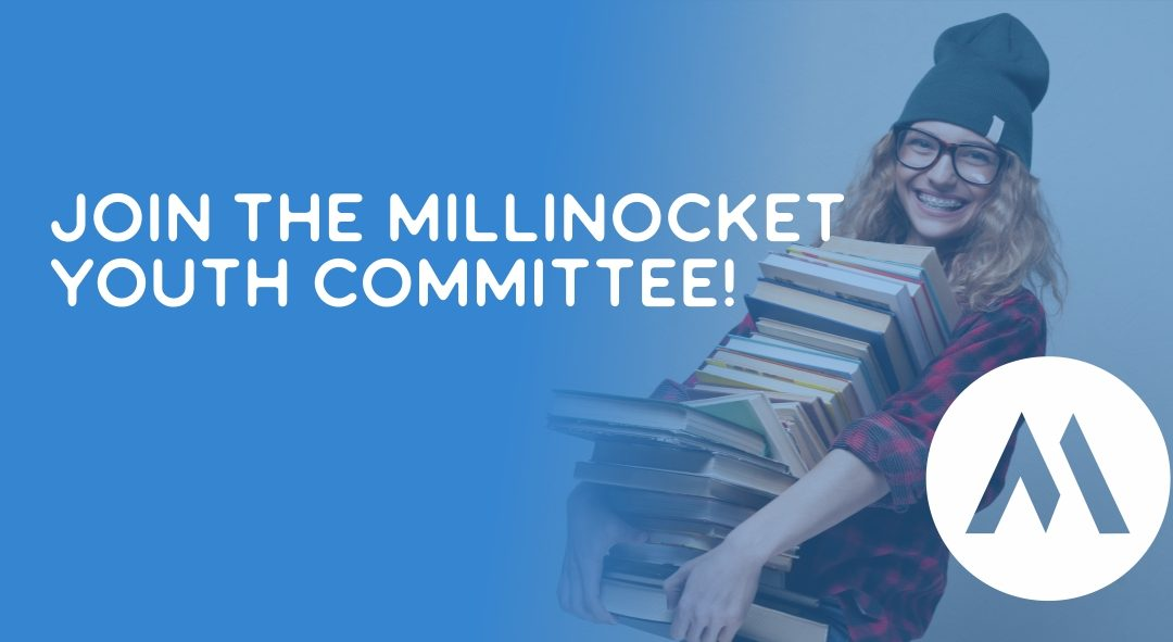 Advertisement for Millinocket Youth Committee