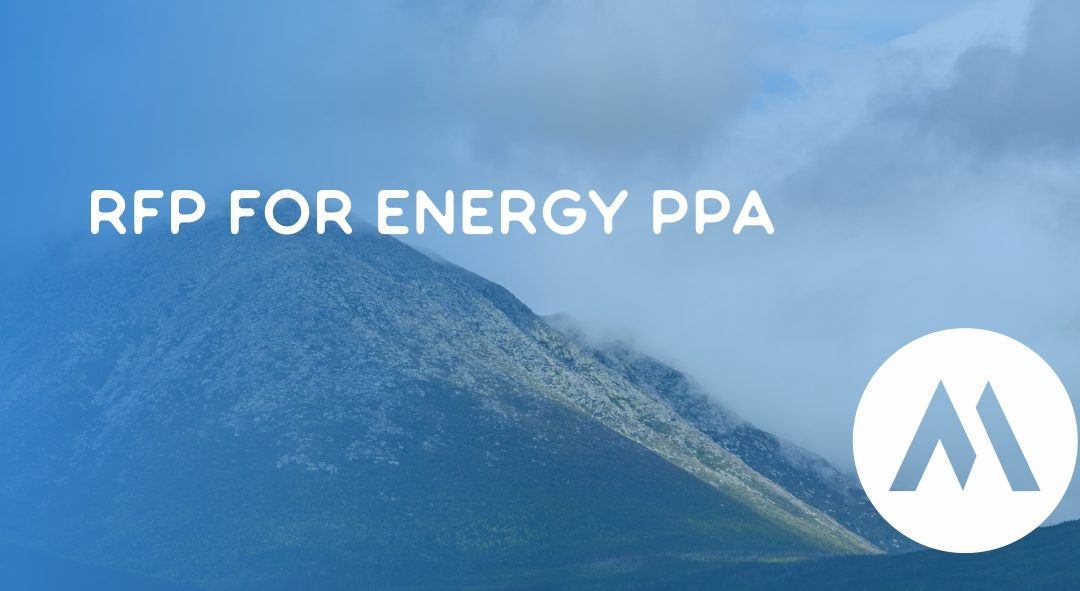 Request For Proposals For Energy PPA